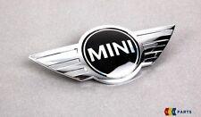 MINI Nuovo Originale Cooper 2001-2008 R50 R52 Mini Cofano Badge Emblema 7026184