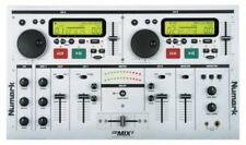 Numark CDMIX MP3 Pro CD / MP3 Mixing Console Mixer w LCD Display, Anti Shock, EQ