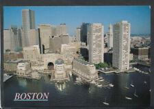 Massachusetts Printed Collectable USA Postcards