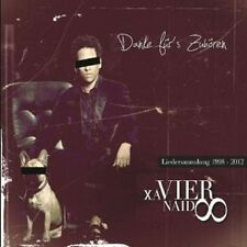 """XAVIER NAIDOO """"DANKE FÜRS ZUHÖREN - BEST OF""""  CD NEU"""