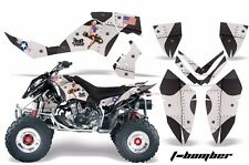 AMR Racing Decal Sticker Quad Graphic Sticker Kit Polaris Outlaw 500/525 TBOMB K
