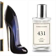 431 PURE PARFUM 50 ML FM Federico Mahora inspired by Carolina Herrera Good Girl
