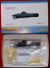 WELMAN CRAFT Miniature Submarine - Choroszy Modelbud-1/72
