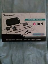 Gamexpert 8 In 1 use with Nintendo,DSi,xl games console