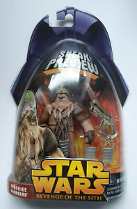 """Star Wars Revenge of the Sith - Wookiee Warrior (Sneak Preview) - 3.75"""" scale"""