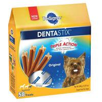 PEDIGREE Dentastix Mini Sticks for toy/small dogs 58 Treats Net weight 13.97 oz