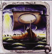 ULTIMA THULE - FOR FÄDERNESLANDET CD punk oi! folk pagan