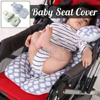 Baby Stroller Car Support Cushion Seat Head Body Liner Support Pillow Mat