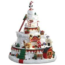 LEMAX Christmas Village House - THE NORTH POLE TOWER ** Sights & Sounds