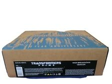 New listing Transformers: Prime War Breakdown and Vehicon 2 Pack Hasbro 10 Year Anniversary