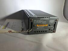LAMBDA LDS-W-5-OV REGULATED DC POWER SUPPLY 5V 14 AMP 220W TESTED  NEW NOS $249