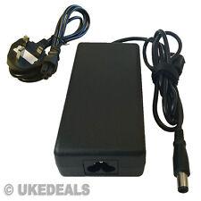 Laptop carga de batería para HP Compaq 463553-001 Cargador Adaptador + plomo cable de alimentación