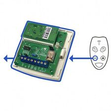 Wireless Aux Receiver For Ness Alarm Systems