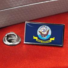US Navy Flag Lapel Pin Badge / Tie Pin