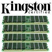 Mémoire  1Go (4x256mo) Kingston KVR667D2N5/256 /L8Y