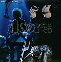 DOORS , THE - ABSOLUTELY LIVE NEW VINYL RECORD