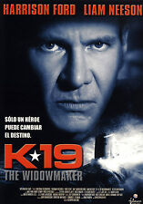 PELICULA DVD K19 THE WIDOWMAKER PRECINTADA