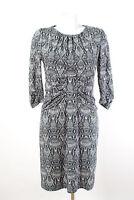 GOLFINO Kleid Gr. S / 36 Shirtkleid Stretchkleid Jersey Casual Dress