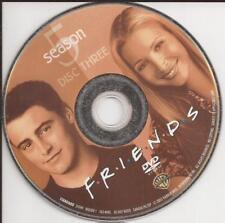 Friends (DVD) Season 5 Disc 3 Replacement Disc U.S. Issue!