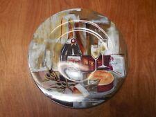 "Sakura Table CLASSICO Salad Plate 8 3/8"" 4 designs Wine 1 ea        4 available"