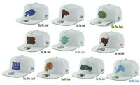New NFL Training Golfer New Era A-Frame Mens Snapback Cap Hat