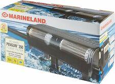 Bio-Wheel Penguin Aquarium Power Filter 350GPH-75Galon