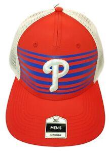 PHILADELPHIA PHILLIES MLB Fan Favorite Baseball Men's Cap Hat OSFA Official