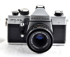 PRAKTICA MTL 5B 35mm SLR with 50mm Tessar- ideal for uni- great for beginners
