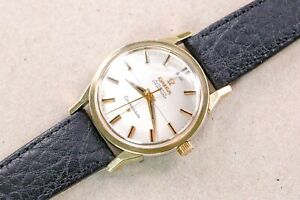 OMEGA Constellation 168.005 Gold Capped Automatic 551 Chronometer Vintage 1960s