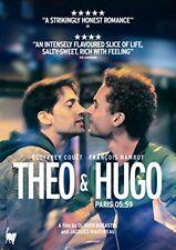 Theo and Hugo 5060265150563 With Jeffry Kaplow DVD Region 2