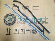 Bearmach Land Rover Series 2, 2A, 3 passagers inférieur rebord de porte sceaux Kit x 3 OEM