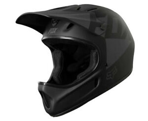 Fox Rampage MTB/DH matte black Helmet 13014-255-XL
