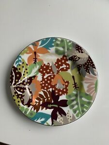 Richard Ginori Missoni Tropical Dessert Plate