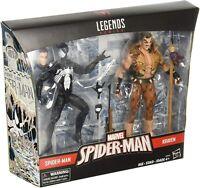 Marvel Legends  SPIDER-MAN vs  KRAVEN  2 Pack