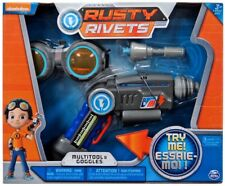 Nickelodeon Rusty Rivets Multitool & Goggles Exclusive Roleplay Set