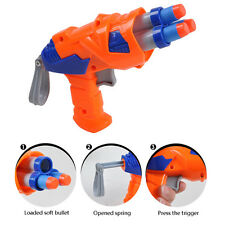 Kids Toy Gun For NERF N-Strike Bullet Darts Round Head BlastersEVC