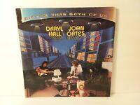 Daryl Hall John Oates Bigger Than Both Of Us 1976 LP
