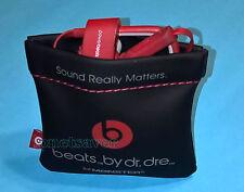 Pocket Handy Soft Pouch for Beats Earbuds, Wireless Powerbeats 2, Powerbeats 3
