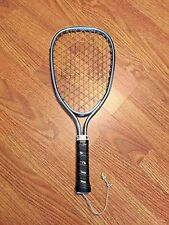 "Omega Mad Raq Racquetball Handball Racket ""KillShot Kill Shot Tennis Sports Cour"