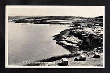 Posted 1960 View of the Beach & Caravan Site, Benllech