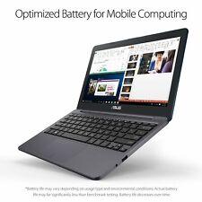 "ASUS L203MA VivoBook Ultra-Thin 11.6"" HD Intel Celeron N4000 4GB RAM 64GB eMMC"