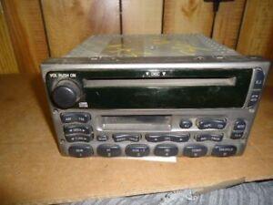 Audio Equipment Radio 4 Door Sport Trac Single Disc Fits 02-04 EXPLORER 80605