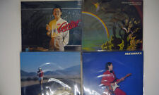 MASAYOSHI TAKANAKA Lot of 4 titles JAPAN VINYL 5LP