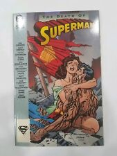 Superman - THE DEATH OF SUPERMAN - Graphic Novel TPB - DC
