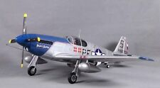"P-51B Snoot's Sniper 1450mm (57"") Plug N Play Brushless RC Airplane"