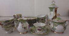 Service à café 10 pièces - Porcellana