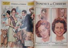 LA DOMENICA DEL CORRIERE 29 settembre 1963 Fabiola del Belgio Hitler Lualdi di