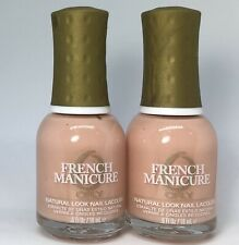 Orly French Manicure Nail Polish SILK STOCKING 42475 Peachy Pink Nude Lacquer