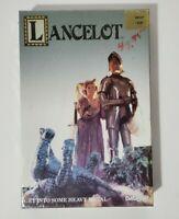 Lancelot (Amiga 512K) Rare, Vintage Computer Game Factory Sealed.