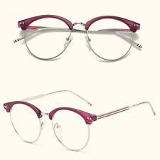 New Hot Vintage Men Womens Eyeglass Frame Glasses Retro Spectacles Clear Lens